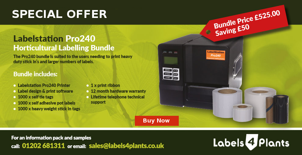 Labelstation Pro200 Bundle