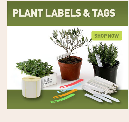 Plant Labels & Tags