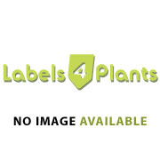 LabelStation 100-10065-1 - White Dumbell Label 56mm x 13mm